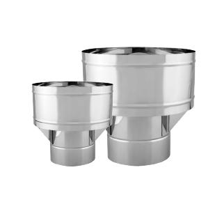 Barraca BYM - Gorros metal galvanizado Hojalatería